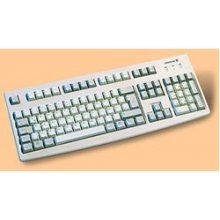 Клавиатура Cherry G83-6105 серый