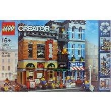 LEGO ® Creator Expert 10246 Detektivbüro