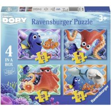 RAVENSBURGER 4in1 Dory