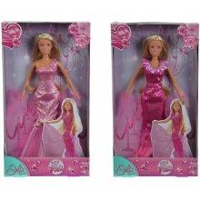 SIMBA STEFFI Steffi w różowej sukni, 2...