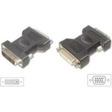 OEM DVI to VGA adapter : VGA, DVI-I