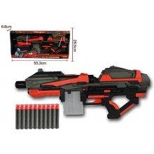 Brimarex Rifle koos batteries