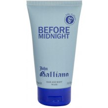 John Galliano Before Midnight 150ml - гель...
