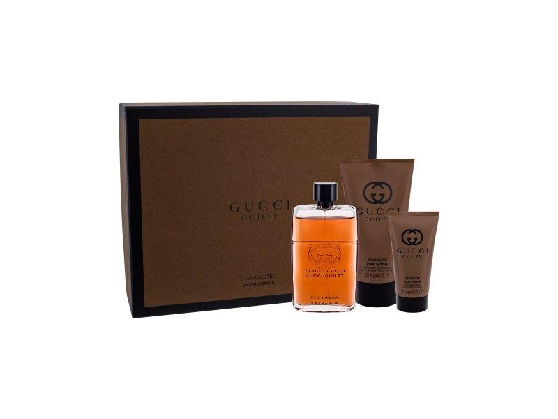 e6ef372959cb Gucci Guilty Absolute Pour Homme 90ml - Eau de Parfum for Men - 01.ee