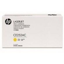 Тонер HP CE252AC, Laser, HP Color LaserJet...