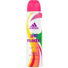 Adidas Get Ready!, Antiperspirant 150ml...
