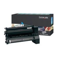 Тонер Lexmark C780 Return Toner голубой