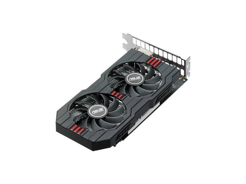 Asus Radeon RX 560, 4GB GDDR5, DP/HDMI/DVI
