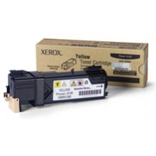 Tooner Xerox kollane Toner Cartridge, Phaser...