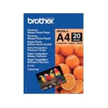 BROTHER Premium Glossy фото Paper, 190 g/m²