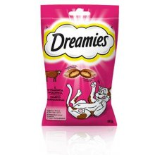 Dreamies Cats Adult Beef 60g