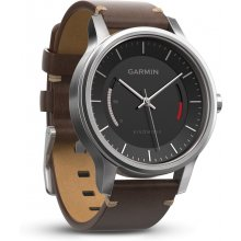 GARMIN SMARTWATCH VIVOMOVE PREMIUM/STEEL...