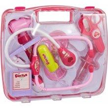 Askato Import Doctor set pink
