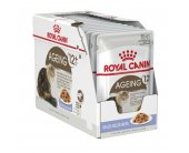 Royal Canin AGEING +12 in Jelly 12x85G (FHN)
