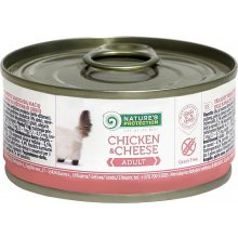 Natures Protection NP Cat Chicken&Cheese...