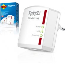 AVM FRITZ!Powerline 510E Kit HomePlug AV