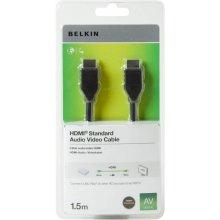 BELKIN HDMI, 1.5, HDMI, HDMI, чёрный