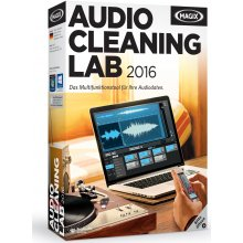 Magix Audio Cleaning Lab 2016 Windows - DVD