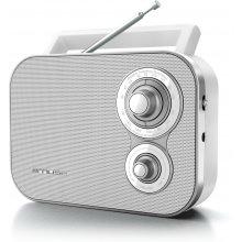 Радио Muse M-051RW Kofferradio белый