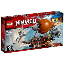 LEGO Ninjago pirate airship