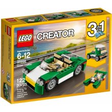 LEGO Creator зелёный patrullauto