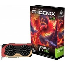 Видеокарта GAINWARD GeForce GTX 1060 Phoenix...