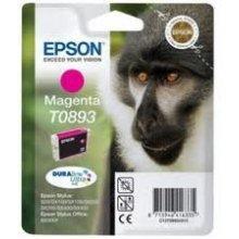 Тонер Epson чернила T0893 magenta DURABrite...