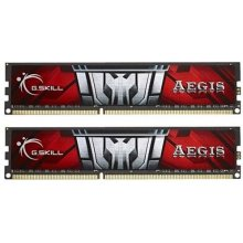 Mälu G.Skill DDR3 16GB PC 1600 CL10D KIT...