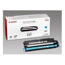 Тонер Canon Toner Cartridge 717 C голубой