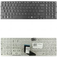 Qoltec Keyboard for Sony VPC-F219FC Black