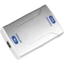Hama 42905 цифровой-конвертер Toslink-Buchse...