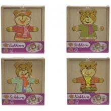 Eichhorn Jigsaw puzzle bear in a box, 4...