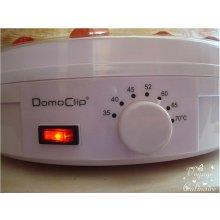 DOMOCLIP Food dryer DOC116 белый, 350 W...