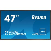 """Монитор IIYAMA 47"""" LH4780SB IPS 24/7..."""