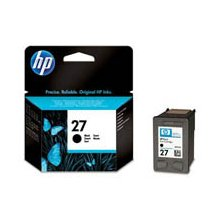 Tooner HP INC. HP 27, Black, Inkjet, 10 -...