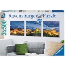 RAVENSBURGER RAVEN. 3X500 EL Alhambra...