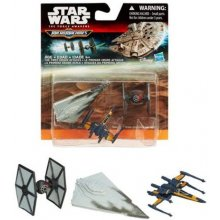 HASBRO SW E7 3-Pack, The First OrderAttacks