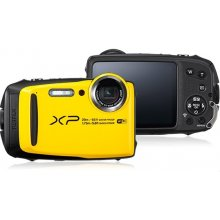 Fotokaamera FUJIFILM XP120 kollane