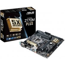 Emaplaat Asus Z170M-PLUS Processor pere...