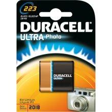 DURACELL Batterie Ultra foto liitium 223...