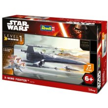 Revell Star Wars X-wing Fighter 'Built&p