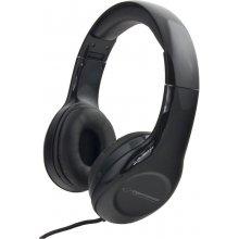 ESPERANZA наушники AUDIO STEREO EH138K BLACK
