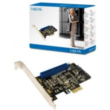 LogiLink 2x SATA 6 GBit/s и 1x IDE PCIe...