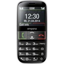 Mobiiltelefon Emporia EUPHORIA V50 must