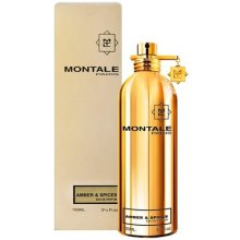 Montale Paris Amber&Spices, EDP 100ml...