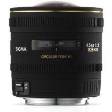 Sigma EX 4.5mm F2.8 DC Zirkular-Fisheye...