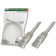 ACC Patch cable UTP CAT 6e, 0.5 m, чёрный