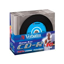 Toorikud Verbatim CD-R 700MB Slim (20)