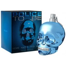 Police To Be, EDT 125ml, tualettvesi...