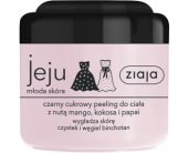 Ziaja Jeju Black Body Sugar Scrub 200ml -...